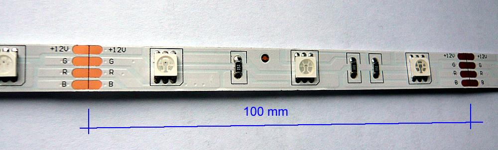 lichterkette mit transistoren steuern makerconnect die. Black Bedroom Furniture Sets. Home Design Ideas